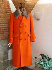 kledingstuk opgebouwd uit panno Casentino