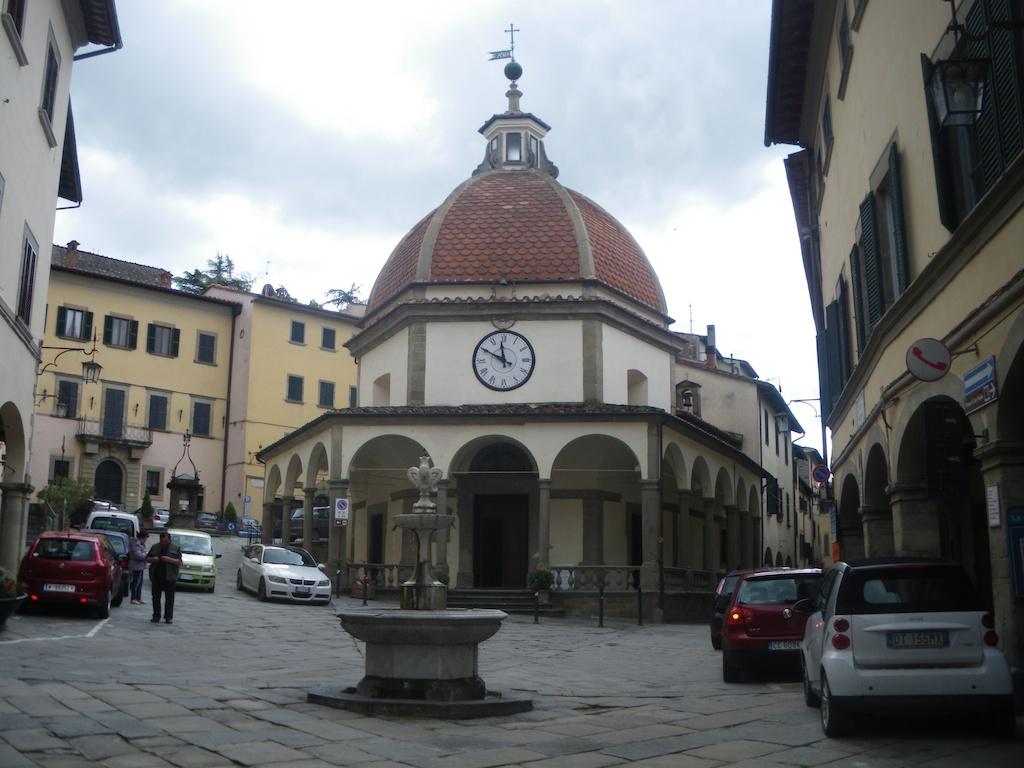 kerk chiesa della Madonna di Morbo