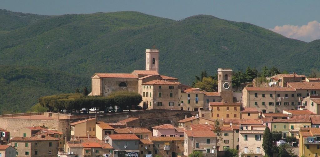 panorama Montescudaio