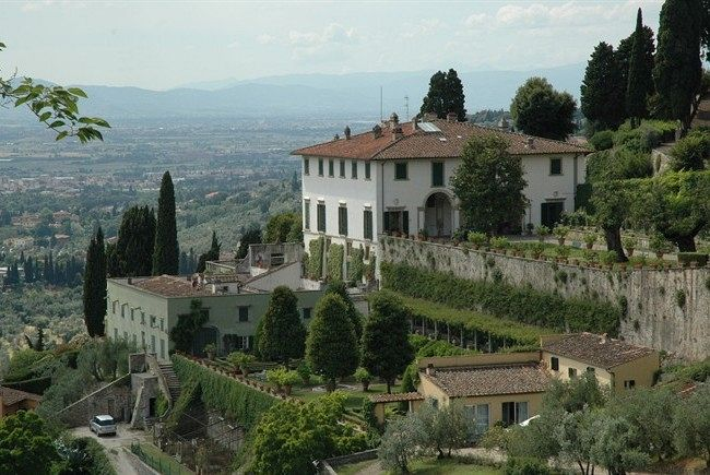 Villa dei Medici te Fiesole
