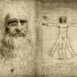De Uomo Universale Leonardo da Vinci