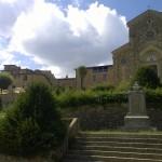 Het Chianti stadje Barberino Val d'Elsa