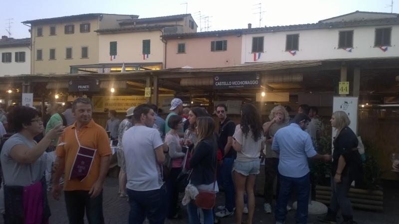 Chianti Classico Expo Greve in Chianti