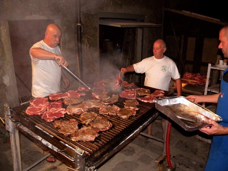 sagra della bistecca alla fiorentina