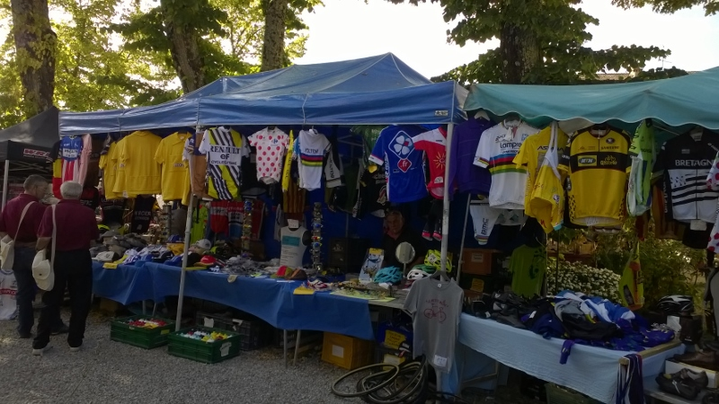 markt tijdens Eroica
