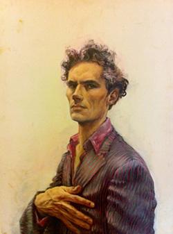 zelfportret Clet