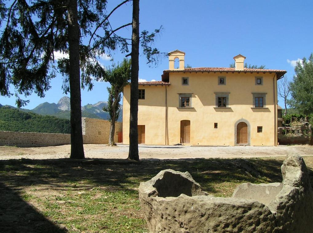 Casa del Capitano