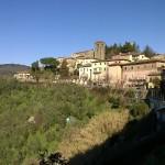 Het pittoreske Montecatini Alto