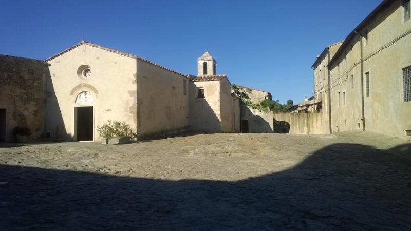 het kerkje Santa Croce
