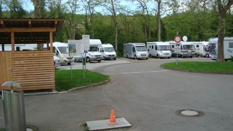 camperplaats Toscane