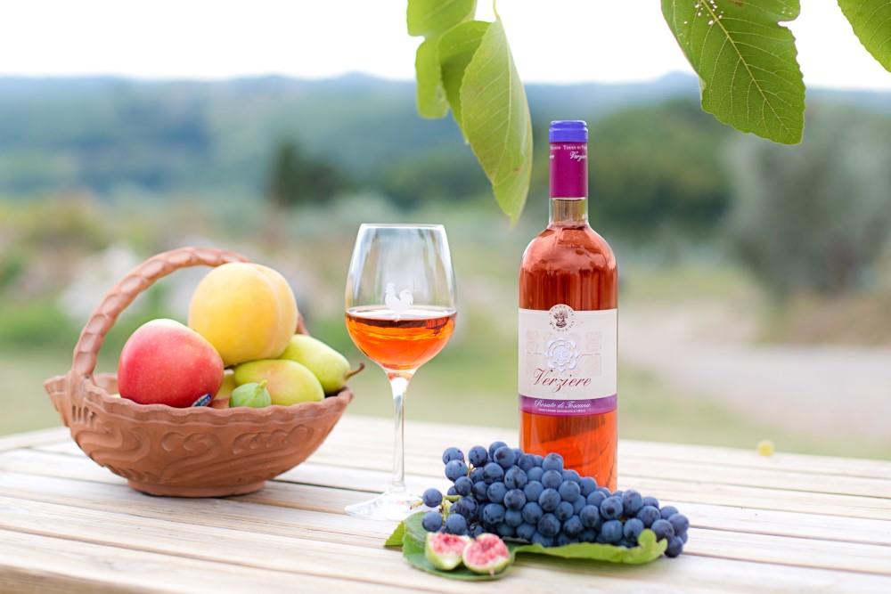 Rosé wijn Rosato Verziere
