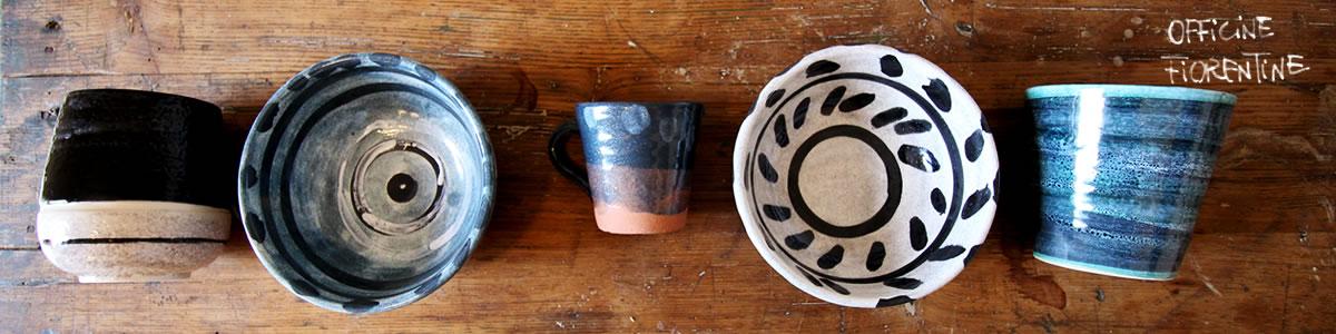 keramiek uit Montelupo Fiorentino