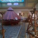 Het Leonardo da Vinci museum in Firenze