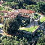 De villa van Sting in Figline Valdarno