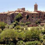 Montefollonico hoofdstad van de vinsanto
