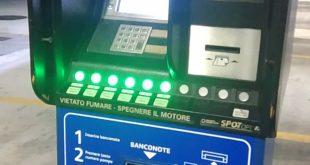 benzinepomp Italië
