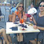 Ontbijt, lunch en aperitief in il bar