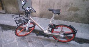 Mobike Firenze