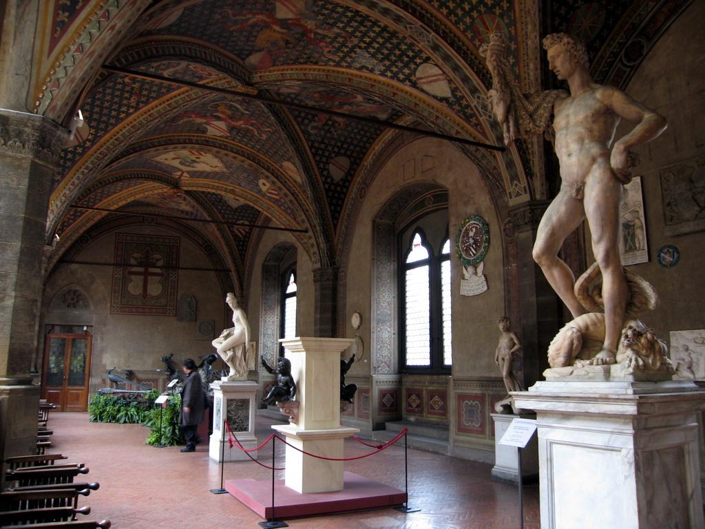 Bargello Firenze - het museum