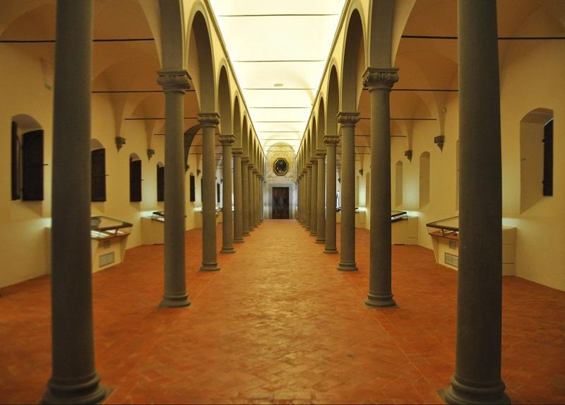 Bibliotheek San Marco Firenze-Michelozzo