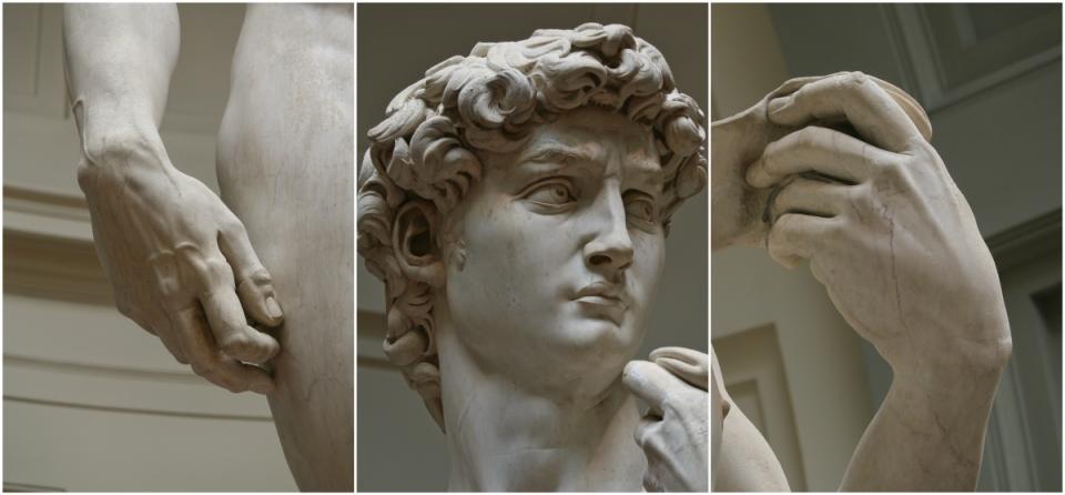 David Michelangelo.galleria dell'accademia