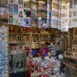 De markt San Lorenzo in Florence