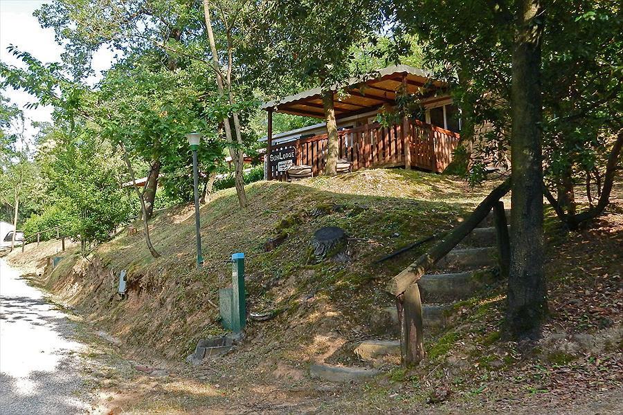 camping Barco Reale stacaravan Sunlodge Maple