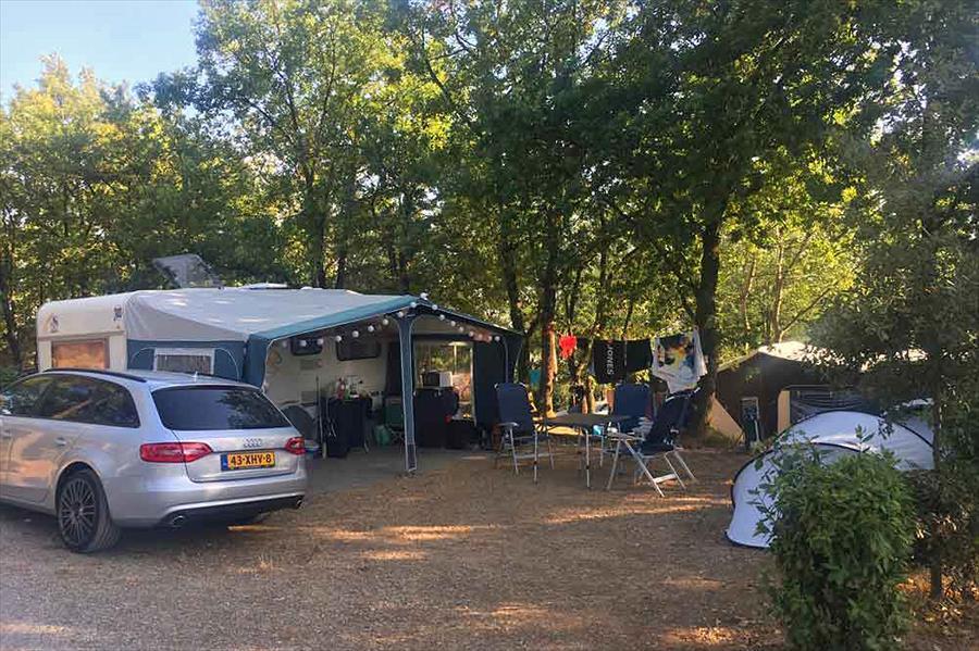 camping Barco Reale Toscane - kampeerplaats super maxi