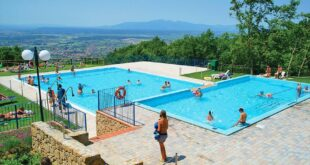 camping Barco Reale zwembaden