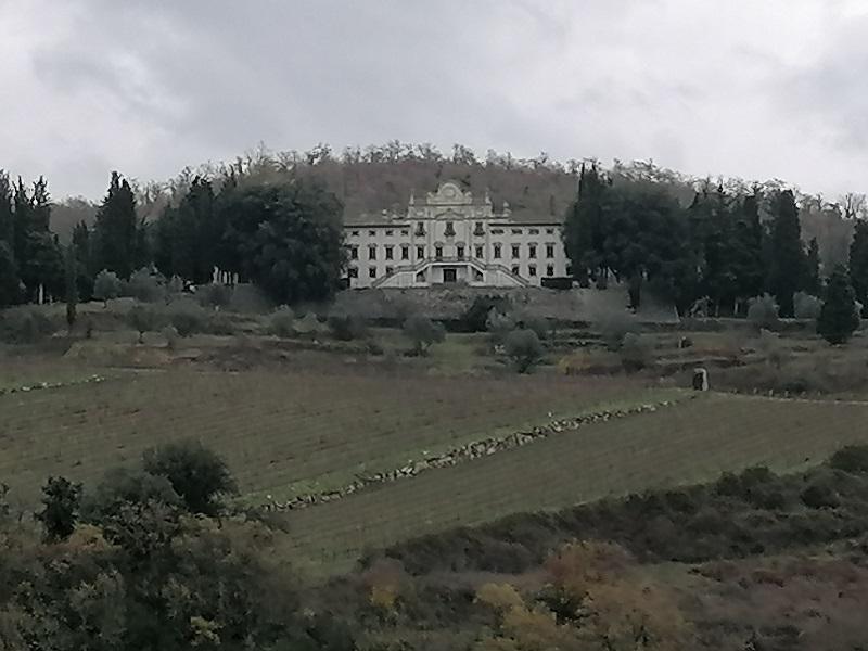 villa Vistarenni Gaiole in Chianti