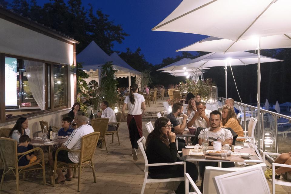Orlando in Chianti restaurant
