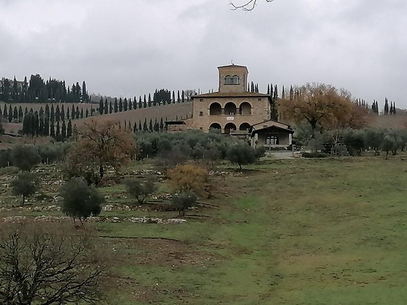boerenwonging Chianti Classico streek