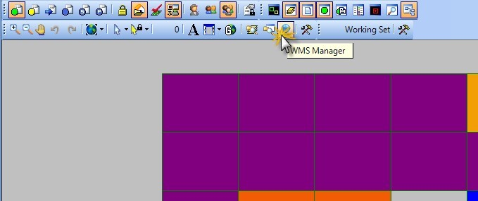 WMS Manager Tool