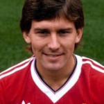 Young Bryan Robson