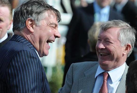 Ferguson and Allardyce