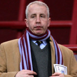 Aston Villa's Randy Lerner