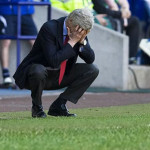 Wenger Stressed