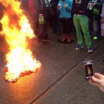 Jersey Burning