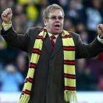 Waterford president Elton John