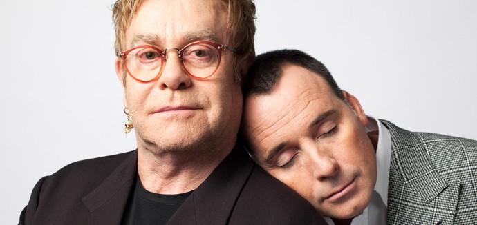 Watford: Elton John and David Furnish
