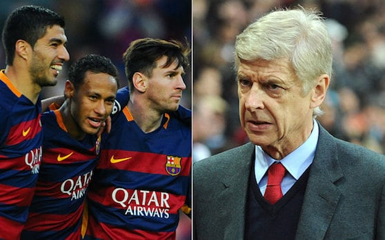 Wenger and Barcelona