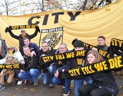 Hull City Protest