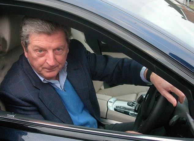 Hodgson Sacked