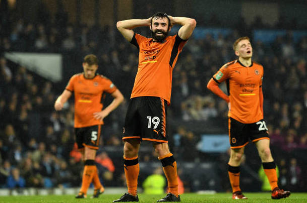 Wolves Devestated