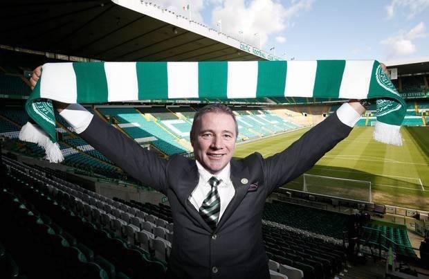 McCoist Celtic