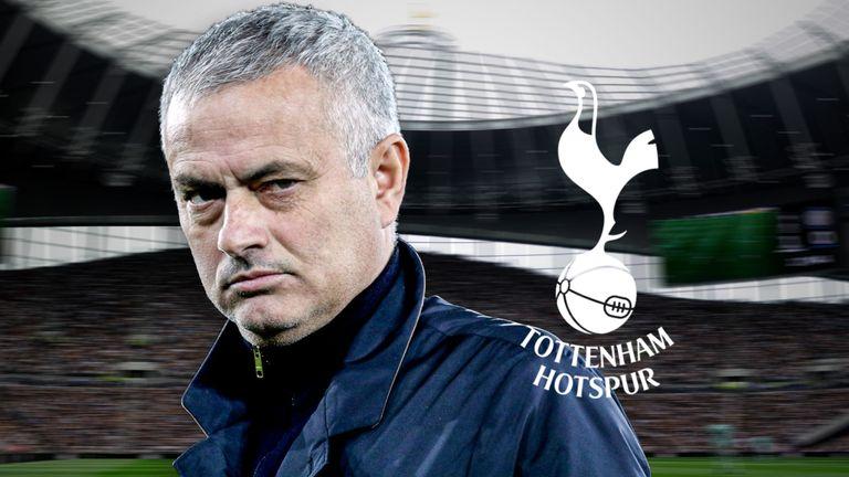 Mourinho Spurs