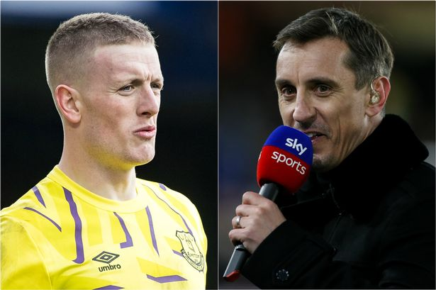 Pickford and Neville