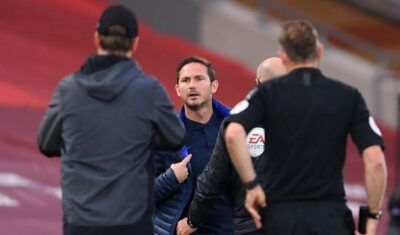 Klopp and Lampard