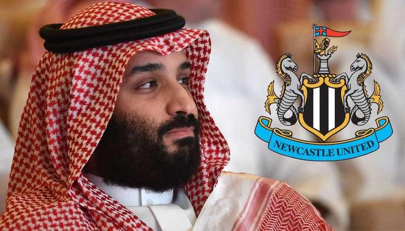 Saudi takeover