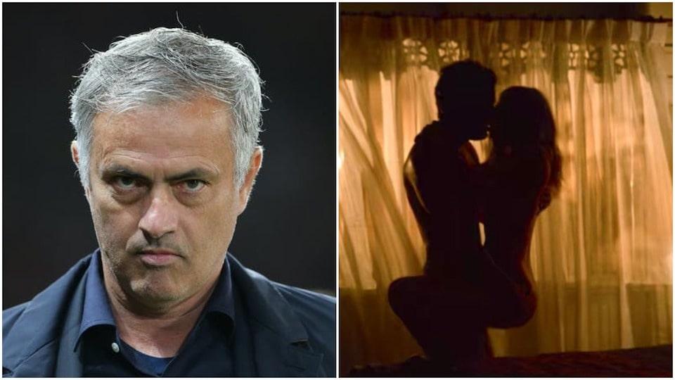 Mourinho sex scene